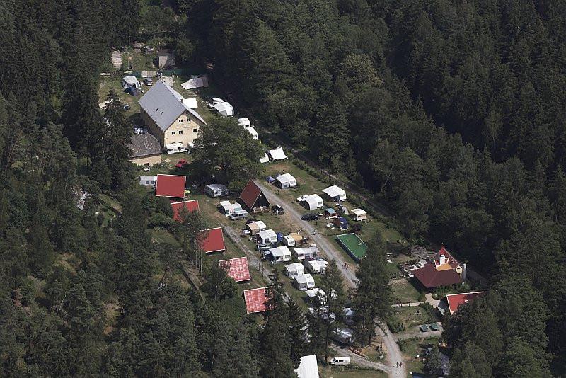 Campingplads Karolina - Planá